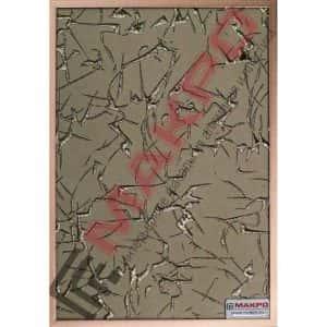Зеркало Лед Бронза, Профиль Широкий ПР-4 Красный Глянец