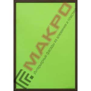 Зелёный, МДФ UV Лак, ПР-15 Шоколад