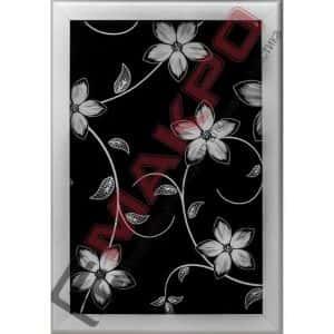 Весна Черная, Профиль Узкий ПР-5 Серебро