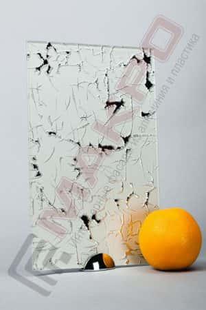 Зеркало «Лед Серебро»