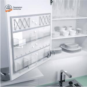 Кухонные системы для сбора отходов и хранения мелочей