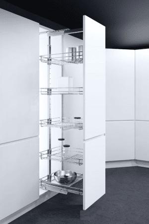 Кухонные выдвижные системы