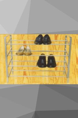 Обувница стоячая раздвижная