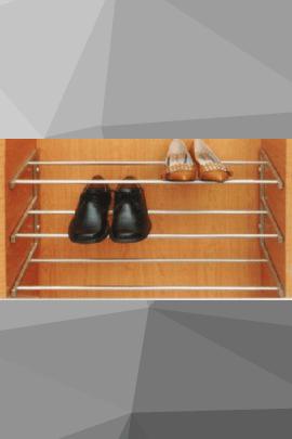 Обувницы раздвижные с креплением к корпусу