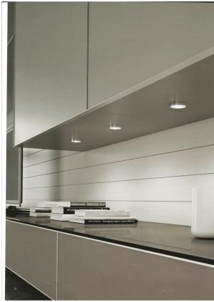 Системы кухонного освещения