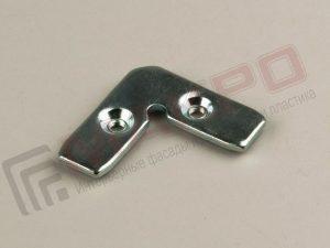 Угол для узких рамочных профилей макро и шуко УУ2